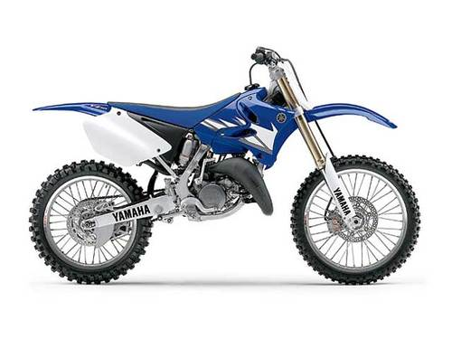 Pay for Yamaha YZ125 service manual. 2005