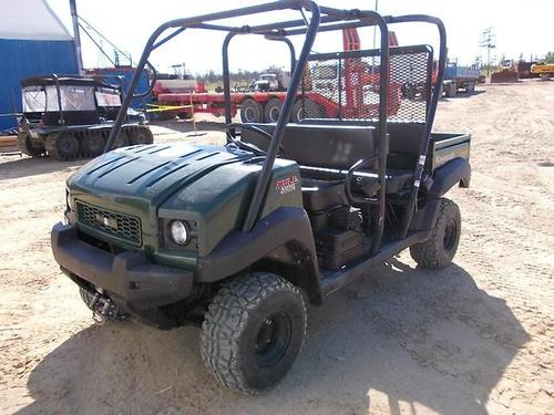 Free Kawasaki mule 4010 4x4 service,owners and assembly manuals Download thumbnail