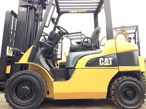 Cat P Series Mast And Chassis Manual And Engine Manual