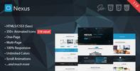Thumbnail Nexus - Responsive Multipurpose HTML5 Template v.1.0.0