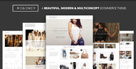 Thumbnail Regency:2015 A Beautiful & Modern Ecommerce Theme/template