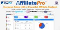 Thumbnail Affiliate Pro - Affiliate Management System