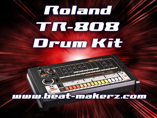 Pay for Roland TR-808 Drum Kit