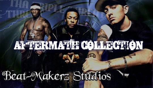 Pay for Aftermath Drum Collection