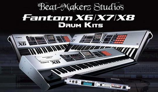Pay for Fantom Drum Kits