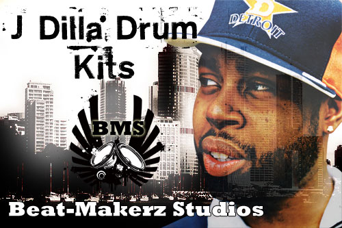 Pay for J Dilla Drum Kits