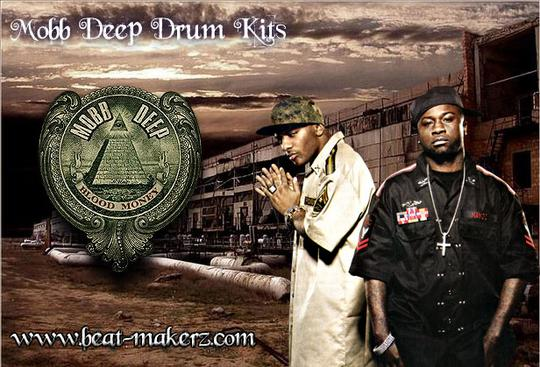 Pay for Mobb Deep Drum Kits