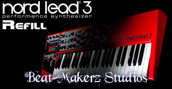 Pay for Nord Lead 3 Refill