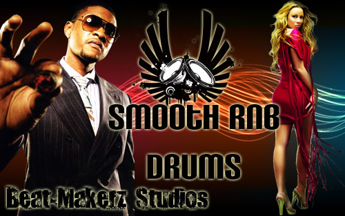 Pay for Smooth R&B Drum Kits