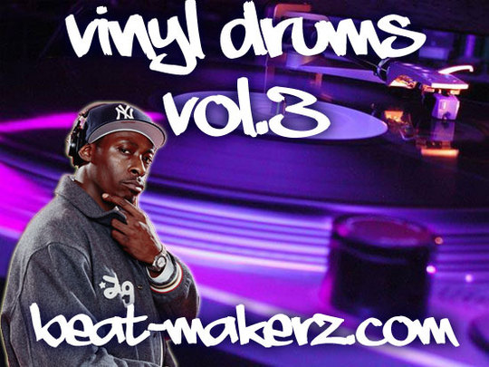 Pay for Vinyl Drums Vol.3