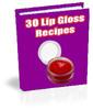 Thumbnail 30 Lip Gloss Recipes