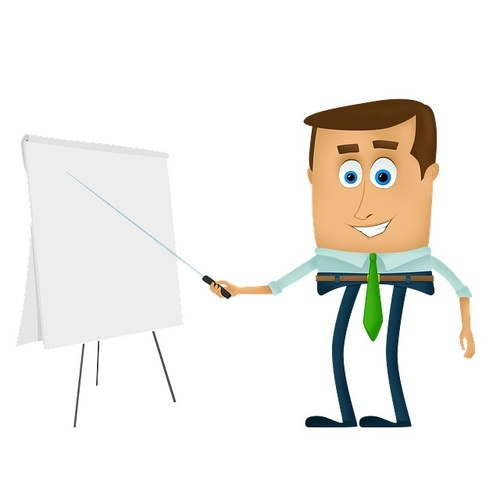 Pay for 50 Sales Presentation Graphics