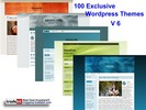 Thumbnail 100 Exclusive Wordpress Themes v6 MRR!