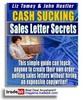 Thumbnail Cash SUCKING Sales Letter Secrets MRR!