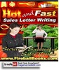 Thumbnail Hot And Fast Sales Letter Writing RR!