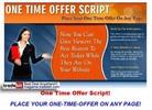 Thumbnail One Time Offer Script MRR!