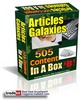 Thumbnail Articles Galaxies Pack PLR!