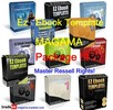 Thumbnail EZ Ebook Template Package MAGAMA Pack MRR!