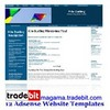 Thumbnail 12 Adsense Ready Website Templates MRR!