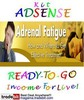 Thumbnail Adsense Kit Ready To Go - Adrenal Fatigue - Personal Use!
