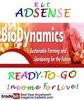 Thumbnail Adsense Kit Ready To Go - Biodynamic Farming & Gardening