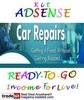 Thumbnail Adsense Kit Ready To Go - Car Repairs - Personal Use!