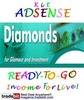 Thumbnail Adsense Kit Ready To Go - Diamond Jewelry - Personal Use!