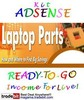 Thumbnail Adsense Kit Ready To Go - Laptop Computer Parts - P. use
