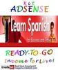 Thumbnail Adsense Kit Ready To Go - Learn Spanish - Personal Use!