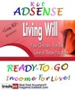 Thumbnail Adsense Kit Ready To Go - Living-Will - Personal Use!