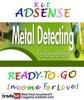Thumbnail Adsense Kit Ready To Go - Metal Detecting - Personal Use!