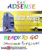 Thumbnail Adsense Kit Ready To Go - Motor homes - Personal Use!