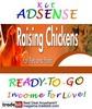 Thumbnail Adsense Kit Ready To Go - Raising Chickens - Personal Use!