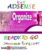 Thumbnail Adsense Kit Ready To Go - Organization Tips - Personal Use!