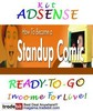 Thumbnail Adsense Kit Ready To Go - Learn Standup Comedy - P. Use