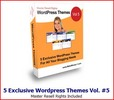 Thumbnail 5 Exclusive Wordpress Themes Vol 5 MRR
