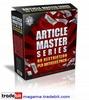 Thumbnail Article Master Series Volume 6 PLR!