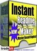 Thumbnail Instant Readme Maker MRR!