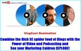 Thumbnail VlogCast Domination PLR!