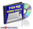 Thumbnail Over 2150 Sound Effects MRR!