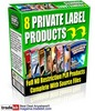 Thumbnail 8 Private Label Rights Products Multipack!