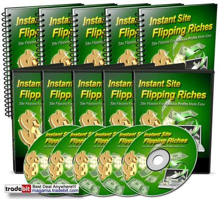 Pay for Instant Site Flipping Riches MRR!