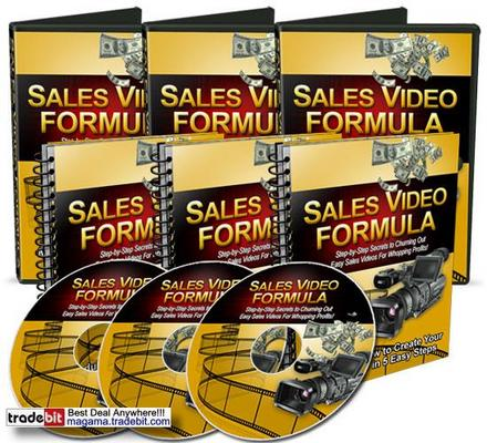 Pay for Sales Video Formula Personal User Rights!
