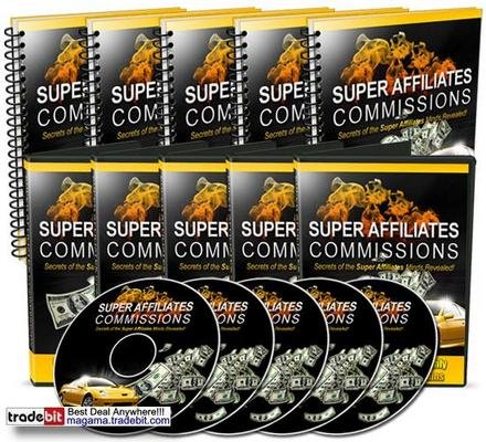 Pay for Super Affiliate Commissions MRR!