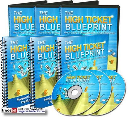 Pay for The High Ticket Blueprint Personal User Rights!