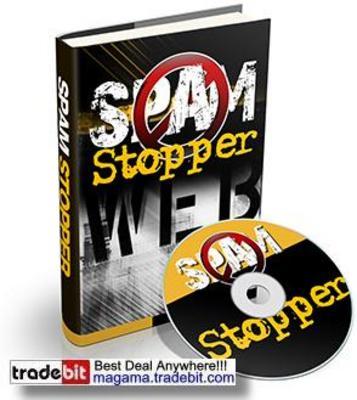 Pay for Spam Stopper PLR!