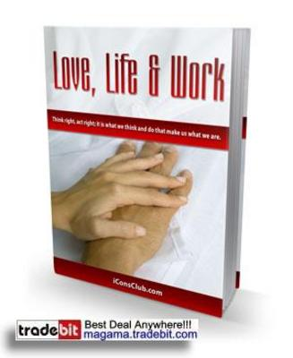 Pay for Love Life and Work PLR!