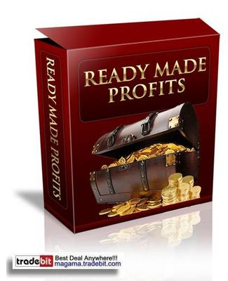 Pay for Ready Made Profits Collection PLR!