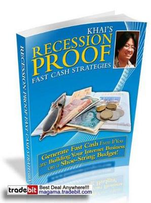Pay for Recession Proof Fast Cash Strategies MRR!