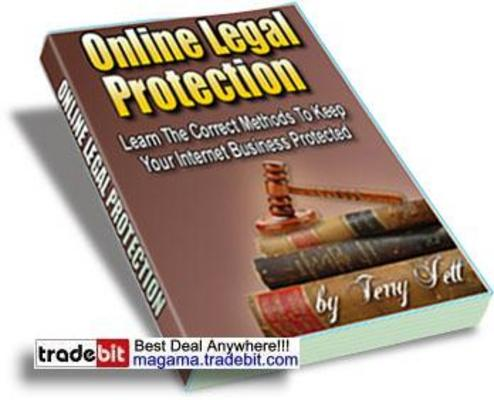 Pay for Online Legal Protection MRR!